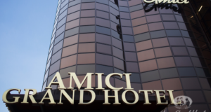 Гостиничный комплекс «Amici Grand Hotel®»
