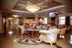 Лобби-бар Amici Grand Hotel®